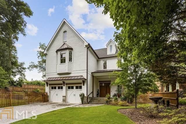2863 N Thompson Rd, Brookhaven, GA 30319 (MLS #8998379) :: RE/MAX Eagle Creek Realty