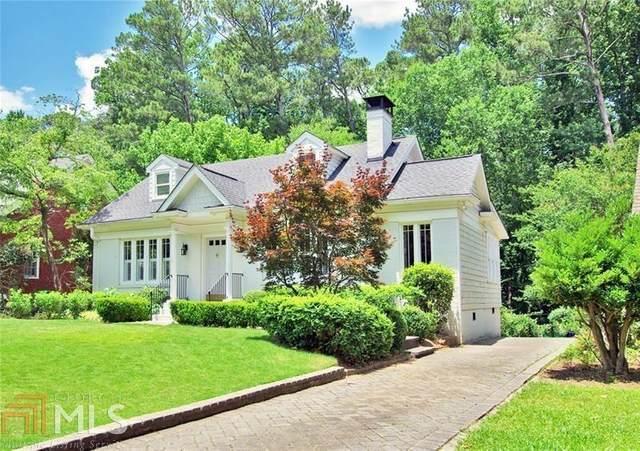 1432 Cornell Rd, Atlanta, GA 30306 (MLS #8998384) :: Athens Georgia Homes