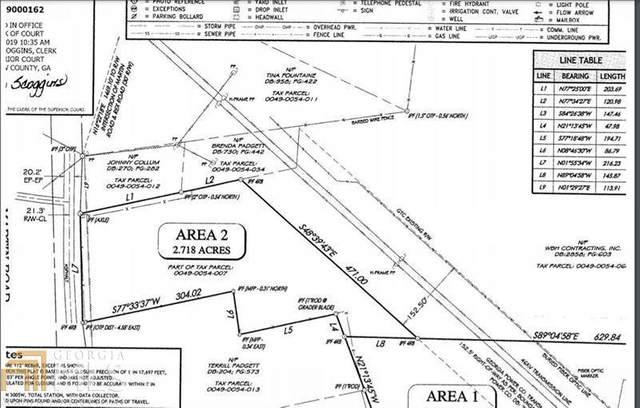 0 Martin Rd, Cartersville, GA 30120 (MLS #8998427) :: Buffington Real Estate Group