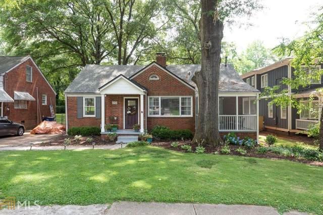81 E E Lake Dr, Atlanta, GA 30317 (MLS #8998434) :: Grow Local