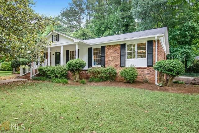 2017 Desmond Dr, Decatur, GA 30033 (MLS #8998448) :: Athens Georgia Homes
