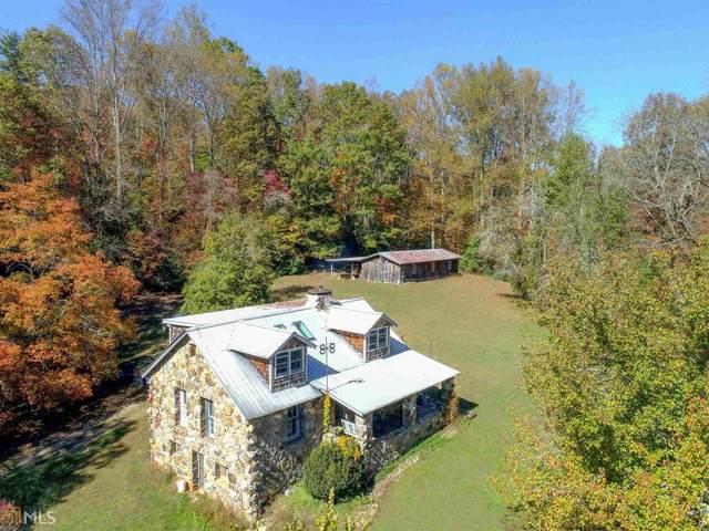 732 Gaddistown Rd, Suches, GA 30572 (MLS #8998537) :: Athens Georgia Homes