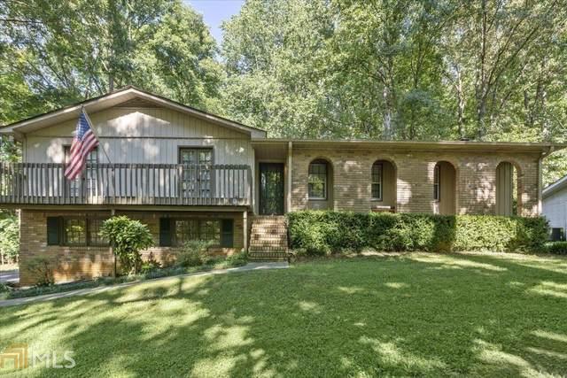 5482 Blackhawk Drive, Acworth, GA 30102 (MLS #8998538) :: Athens Georgia Homes