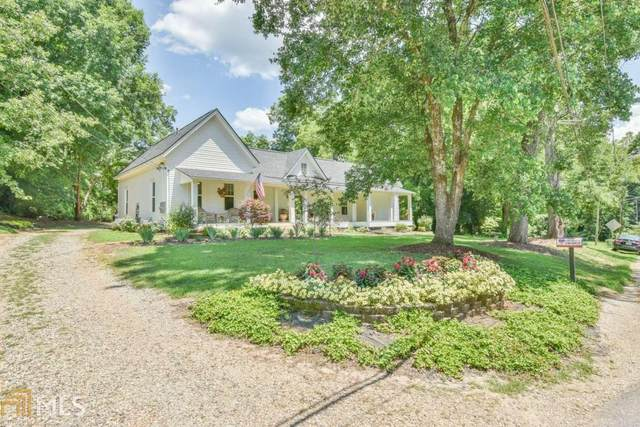 203 New St, Hoschton, GA 30548 (MLS #8998604) :: Athens Georgia Homes