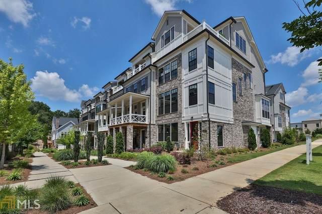 416 Concord St, Alpharetta, GA 30009 (MLS #8998610) :: Scott Fine Homes at Keller Williams First Atlanta