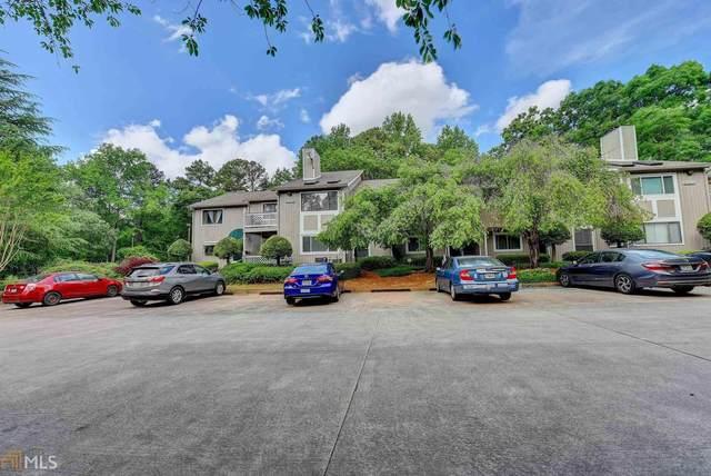 5901 Woodmont Blvd, Peachtree Corners, GA 30092 (MLS #8998645) :: Tim Stout and Associates
