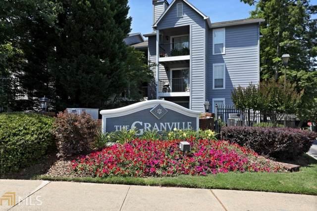 121 Granville Ct, Sandy Springs, GA 30328 (MLS #8998680) :: Team Cozart
