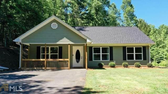 124 Lester Shelton Rd, Dahlonega, GA 30533 (MLS #8998694) :: Athens Georgia Homes