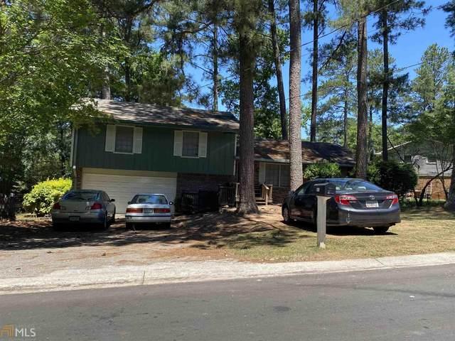 911 Woodbridge Dr, Conyers, GA 30012 (MLS #8998769) :: Athens Georgia Homes