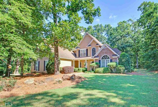 215 Doe Hollow Trce, Fayetteville, GA 30215 (MLS #8998779) :: Michelle Humes Group