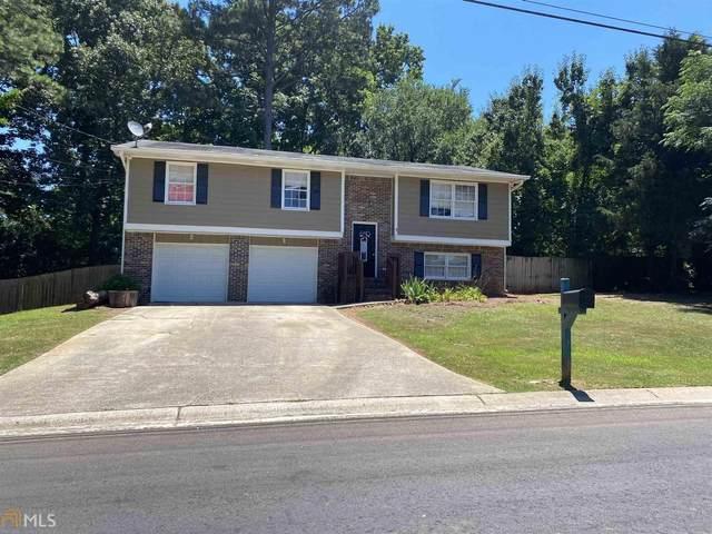 1163 Woodbridge Dr, Conyers, GA 30012 (MLS #8998785) :: Athens Georgia Homes