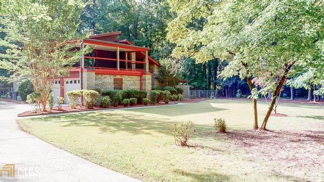 111 Tall Pine Dr, Fayetteville, GA 30214 (MLS #8998788) :: Michelle Humes Group