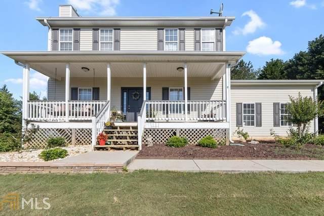 536 Charlie Cooper Road, Braselton, GA 30517 (MLS #8998849) :: Athens Georgia Homes