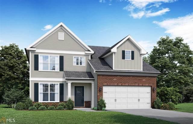 105 Cornwell Way #91, Calhoun, GA 30701 (MLS #8998852) :: Scott Fine Homes at Keller Williams First Atlanta