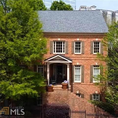 3533 Preserve Dr, Atlanta, GA 30339 (MLS #8998881) :: AF Realty Group
