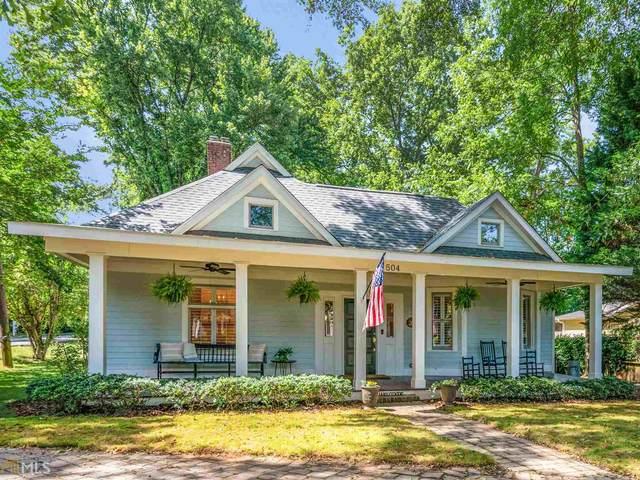 504 W Pharr Rd, Decatur, GA 30030 (MLS #8998952) :: Grow Local