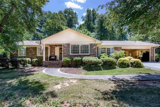 1690 Nottingham Drive, Gainesville, GA 30501 (MLS #8998994) :: Athens Georgia Homes