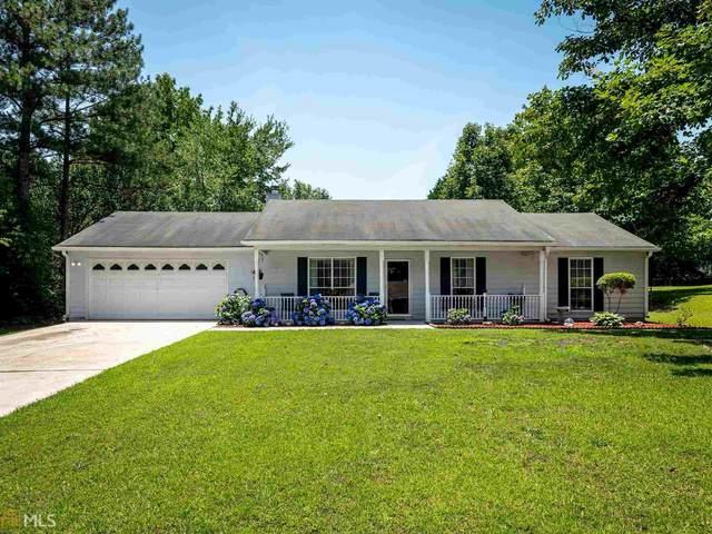 561 Sunnyhill Dr, Jonesboro, GA 30238 (MLS #8999010) :: The Atlanta Real Estate Group