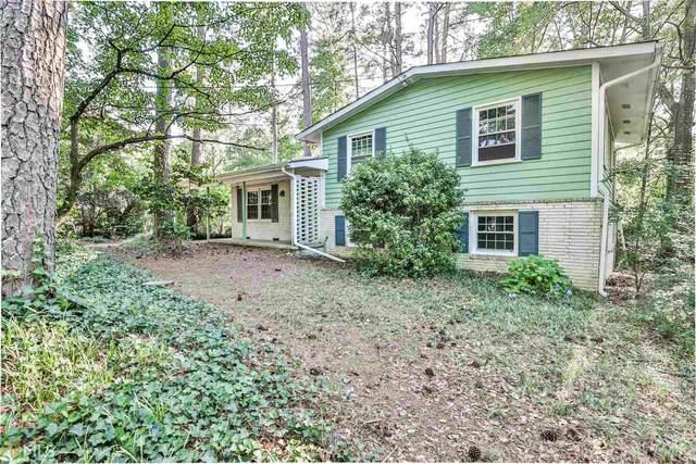 1540 Edinburgh Drive, Tucker, GA 30084 (MLS #8999056) :: Athens Georgia Homes