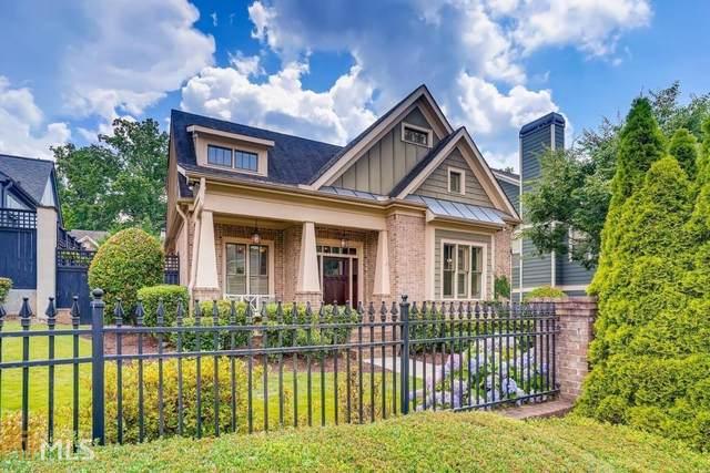 1092 Bank St, Smyrna, GA 30080 (MLS #8999114) :: Bonds Realty Group Keller Williams Realty - Atlanta Partners