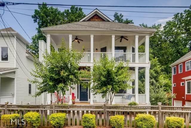 2235 Main St, Atlanta, GA 30318 (MLS #8999123) :: Grow Local