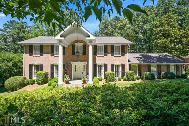 6135 Riverwood Dr, Atlanta, GA 30328 (MLS #8999174) :: Bonds Realty Group Keller Williams Realty - Atlanta Partners