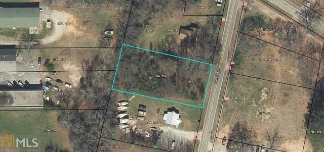 0 Campbell Dr, Hartwell, GA 30643 (MLS #8999204) :: The Atlanta Real Estate Group