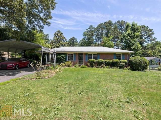 330 Patricia Ave, Marietta, GA 30060 (MLS #8999212) :: Tim Stout and Associates