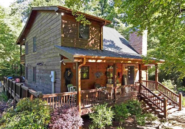 216 Manassas Trail #14.5, Mineral Bluff, GA 30559 (MLS #8999241) :: Tim Stout and Associates