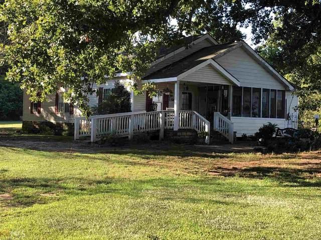 56 Morgan Rd, Danielsville, GA 30633 (MLS #8999368) :: The Atlanta Real Estate Group