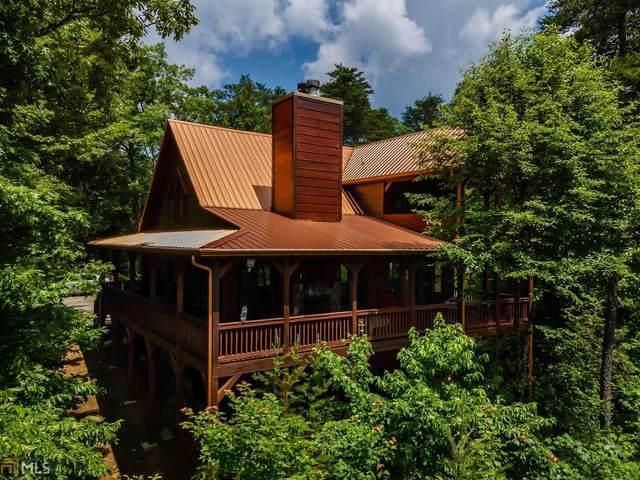 465 Amy Creek Trail, Ellijay, GA 30540 (MLS #8999378) :: Grow Local