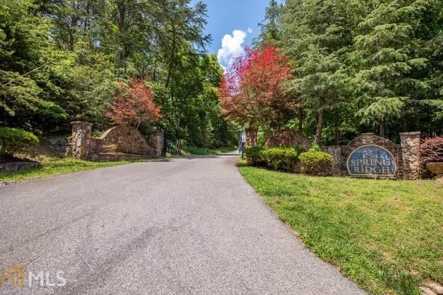 Lot 4 Spring Ridge, Morganton, GA 30560 (MLS #8999400) :: RE/MAX Eagle Creek Realty