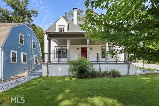 54 Chappell Rd, Atlanta, GA 30314 (MLS #8999414) :: Houska Realty Group