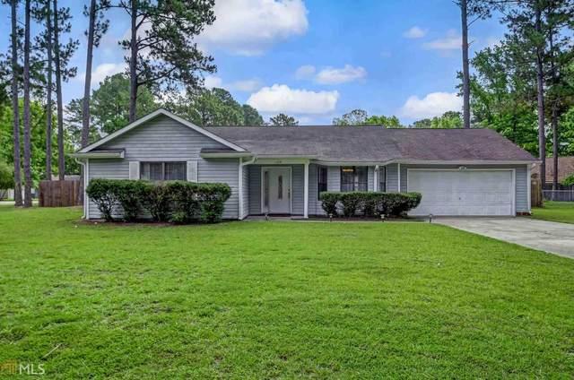 108 Castle Oak Court, Kingsland, GA 31548 (MLS #8999463) :: Tim Stout and Associates