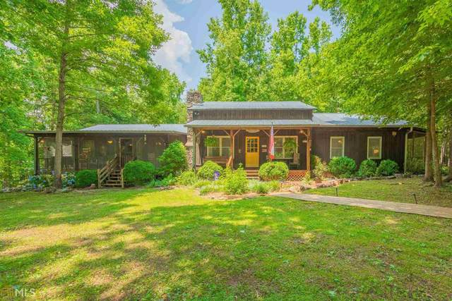 147 Canaan Dr., Maysville, GA 30558 (MLS #8999489) :: Tim Stout and Associates