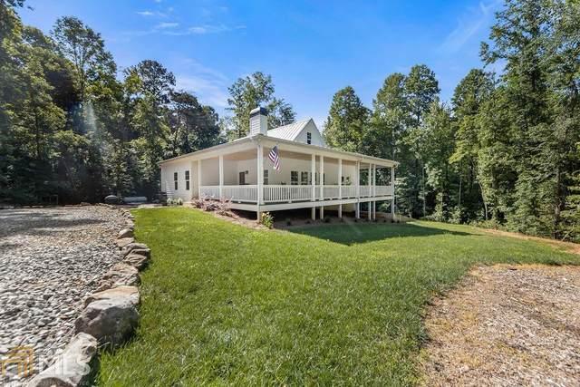582 Fred Pitts Rd, Demorest, GA 30535 (MLS #8999508) :: Bonds Realty Group Keller Williams Realty - Atlanta Partners