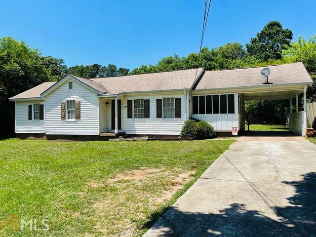 217 Vineyard Rd, Griffin, GA 30223 (MLS #8999577) :: Amy & Company | Southside Realtors