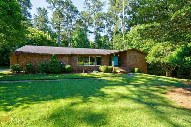 550 Forest Rd, Athens, GA 30605 (MLS #8999592) :: Tim Stout and Associates