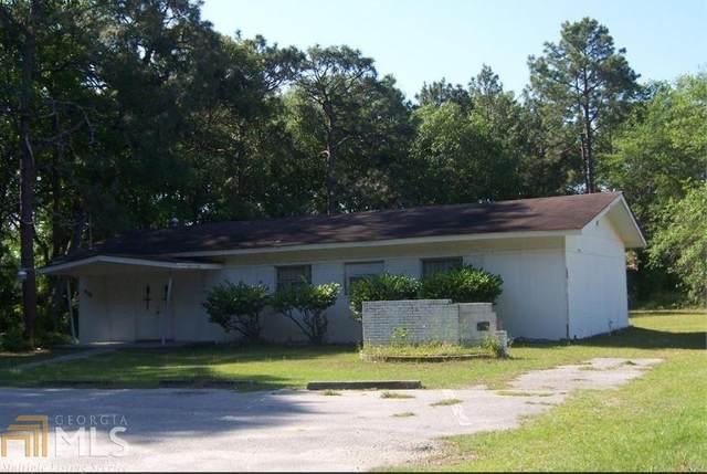 513 Woodrow Ave, Statesboro, GA 30458 (MLS #8999628) :: The Ursula Group
