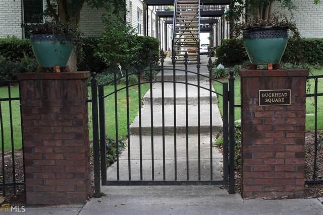48 Peachtree Avenue Ne #111, Atlanta, GA 30305 (MLS #8999677) :: Anderson & Associates