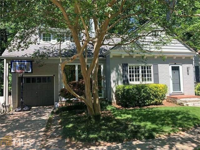 522 Princeton Way, Atlanta, GA 30307 (MLS #8999688) :: Anderson & Associates