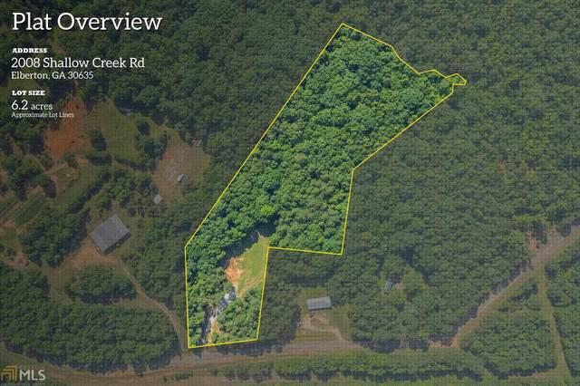 2008 Shallow Creek Rd, Elberton, GA 30635 (MLS #8999733) :: Grow Local