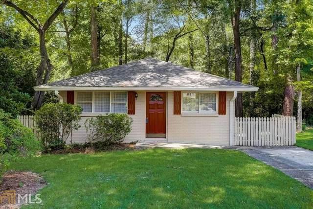 1160 Kingsley Cir, Atlanta, GA 30324 (MLS #8999776) :: Anderson & Associates