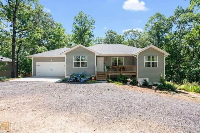 135 Emmette Drive, Dawsonville, GA 30534 (MLS #8999788) :: The Heyl Group at Keller Williams