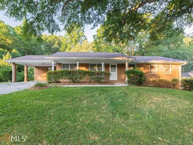 419 Holcomb Bridge Rd, Norcross, GA 30071 (MLS #8999808) :: Anderson & Associates