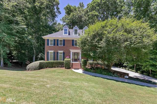 1561 Wickersham Place, Suwanee, GA 30024 (MLS #8999834) :: Perri Mitchell Realty