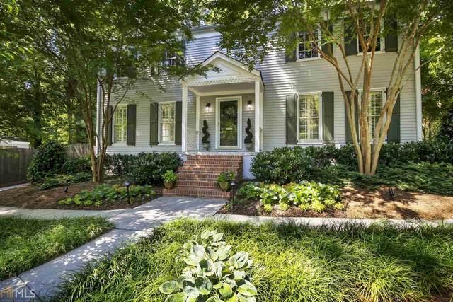 2580 Raintree Way, Marietta, GA 30068 (MLS #8999838) :: Anderson & Associates