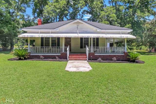 1340 Williams Rd, Statesboro, GA 30458 (MLS #8999867) :: The Ursula Group