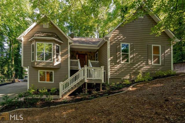 3978 Rock Mill Drive, Marietta, GA 30062 (MLS #8999882) :: Tim Stout and Associates