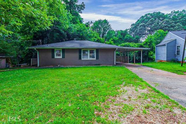 1391 Peachcrest, Decatur, GA 30032 (MLS #8999884) :: AF Realty Group